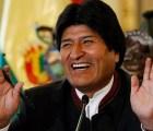 Lo que faltaba: Evo Morales ya sale hasta en los boletos para el futbol