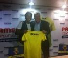 Giovani ya fue presentado con el Villarreal