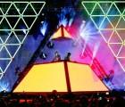 "Video: Daft Punk cancela presentación en ""Colbert Report"". Colbert confirma a Daft Punk en los premios MTV"