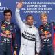 Parrilla de salida: Gran Premio de Bélgica