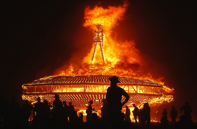 Burning Man principal