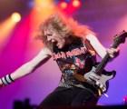 Una tarde entera invocando al diablo, reseña del concierto de Iron Maiden, Slayer y Ghost