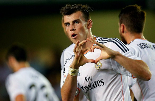bale gol real madrid