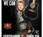 Ya hay nueva fecha para el concierto de Bon Jovi en México