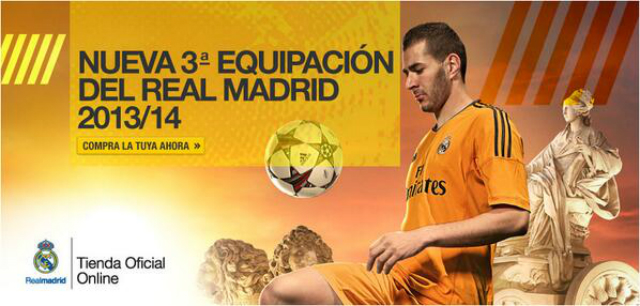 real madrid 3era 2