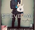 Steve Vai en México y Guadalajara