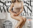 Scarlett Johansson es la mujer más sexy del mundo (por 2a. vez)