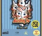Gana boletos para Austin Tv en El Plaza Condesa