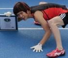 Kenichi Ito: El hombre que impuso un récord en los 100 metros ¿corriendo como mono?