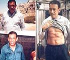 Los impresionantes abdominales de... ¡Humberto Moreira!