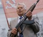 Murió Kalashnikov, el inventor del AK-47