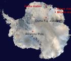 91.2 grados bajo cero:  El lugar más frío del planeta