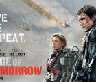 "Tom Cruise y Emily Blunt en el nuevo póster de ""Edge of Tomorrow"""