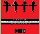 Kraftwerk agota sus dos fechas en México. Agrega la tercera