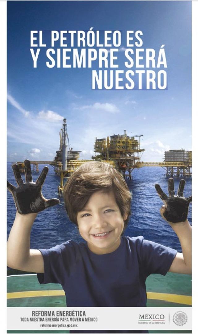 reforma energetica propaganda