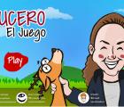 ¡Con ustedes: El juego de Lucerito y Cristian Castro!