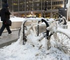 Galería: Chicago amanece congelado gracias a vórtice polar