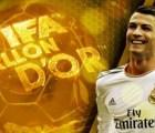¡Cristiano Ronaldo, ganador del Balón de Oro 2013!