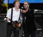 Paul McCartney y Ringo Starr tocarán juntos en los premios Grammy