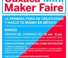 Oaxaca Mini Maker Faire