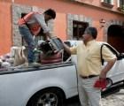 INAH suspende temporalmente la instalación de parquímetros en Coyoacán