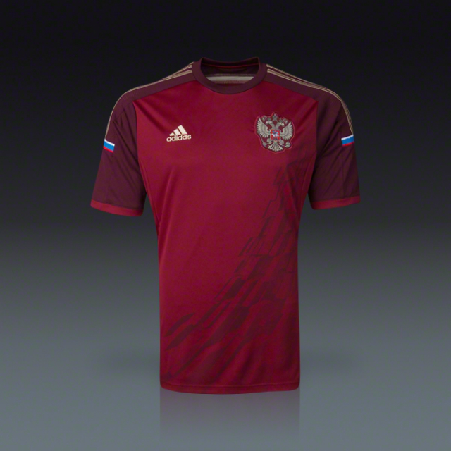 jersey rusia
