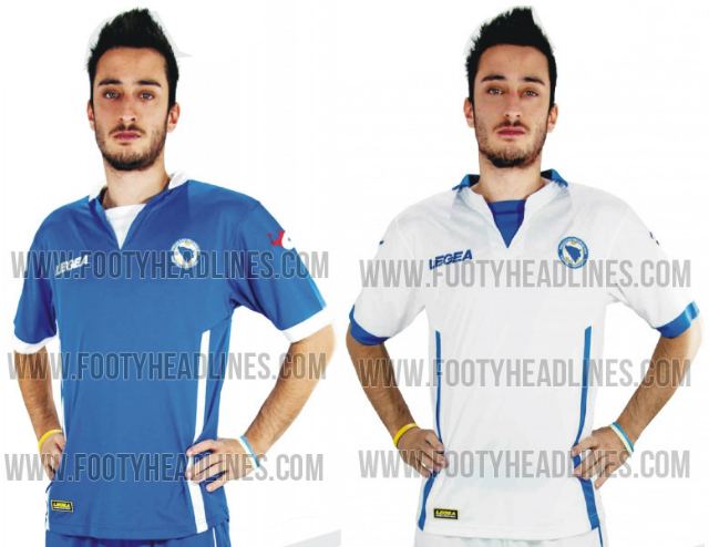 jerseys bosnia