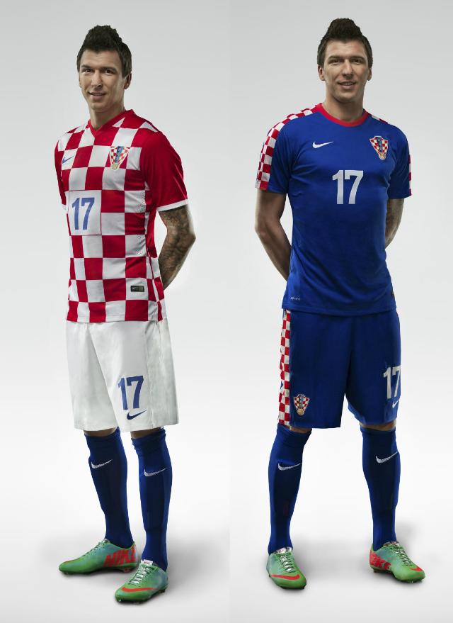 jerseys croacia