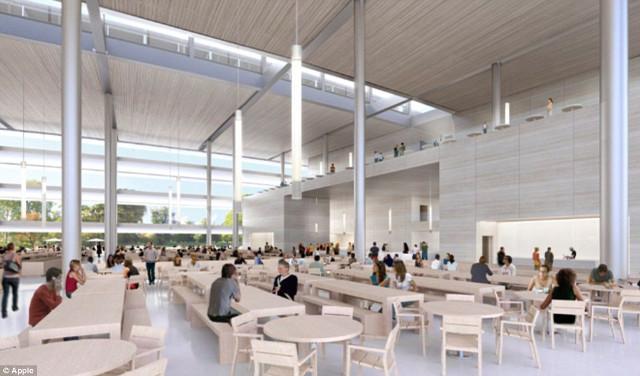 Apple Campus 2, 2da sede de Apple levantándose en Cupertino