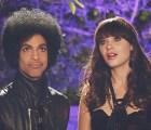 Escucha la nueva de canción de Prince con Zooey Deschanel