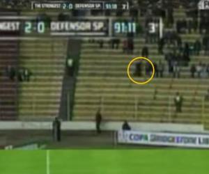 fantasma estadio bolivia