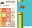 ¿La combinación más adictiva? Flappy Bird y 2048
