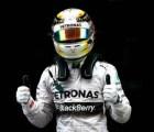 Lewis Hamilton es la personalidad deportiva del año de acuerdo a BBC