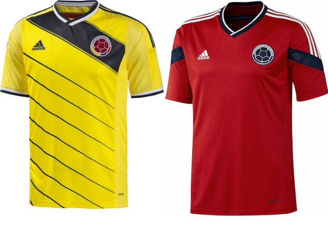 jerseys colombia