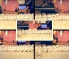 Nerdgasmo: interpreta tema de Mario Bros con copas de cristal