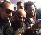 Coachella visto a través del Instagram de las bandas