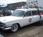 Nerdgasmo: En venta réplica del auto de los Cazafantasmas