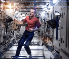 "El video ""Space Oddity"" del astronauta Chris Hadfield será eliminado en unas horas"