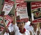 La polémica reforma anti-aborto de Nuevo León