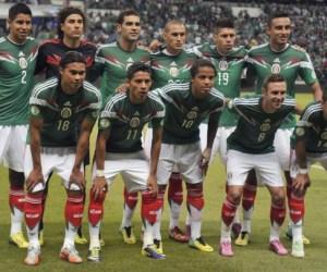 seleccion mexico 2014
