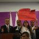 Así interrumpieron a Mancera durante discurso en la CDHDF