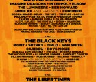 The Libertines, Arctic Monkeys, The Black Keys y más en Optimus Alive 2014