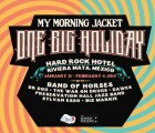 My Morning Jacket invita a Band of Horses, War on Drugs y más a su festival en Riviera Maya