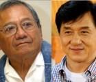 WTF?!?! Jackie Chan y Armando Manzanero juntos en una película