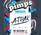 Entre el rock, los remixes y el hip-hop, reseña del evento Sneaker Pimps