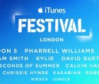 Kasabian, Beck, Sam Smith, Pharrell y más en el iTunes Festival 2014