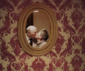 Parejas que llevan más de 50 años casados.