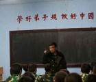 Así son los reformatorios militares para los chinos adictos a internet