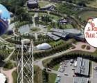 Galería: El parque de diversiones basado en El Principito