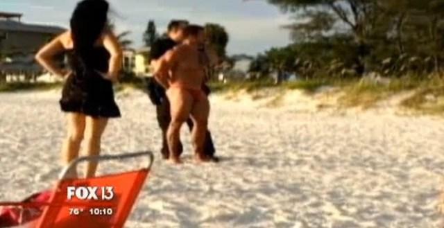 sexo playa